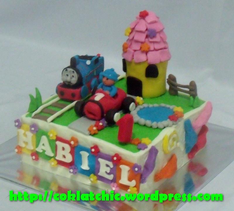 Thomas Tank Engine Cake Cake Ideas And Designs