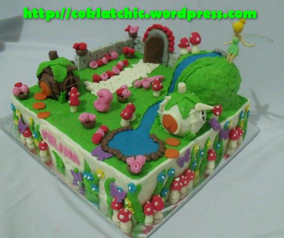 The Fairies Cake Dan Artinya : Rumah dan seisinya Jual Kue Ulang Tahun Page 27