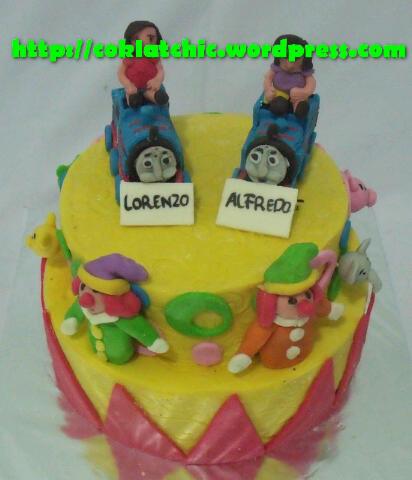 Anpanman Cake Topper