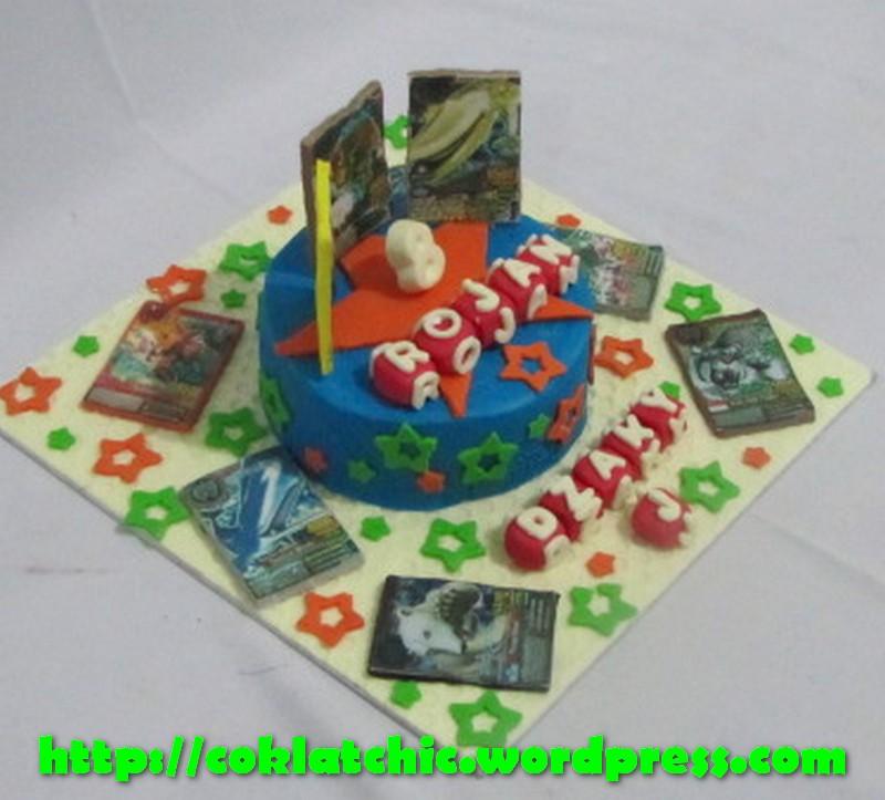 Animal Kaiser cake ROJAN DZAKY Jual Kue Ulang Tahun