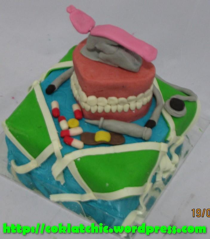 Kue Dokter Gigi Jual Kue Ulang Tahun