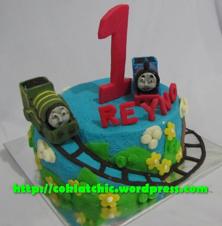Kue Ulang Tahun Thomas And Friends | New Calendar Template ...