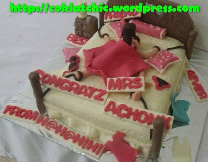 Cake Adult Mrs Achonk