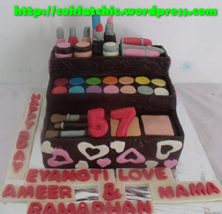 Makeup Kit Cake Images : 301 Moved Permanently