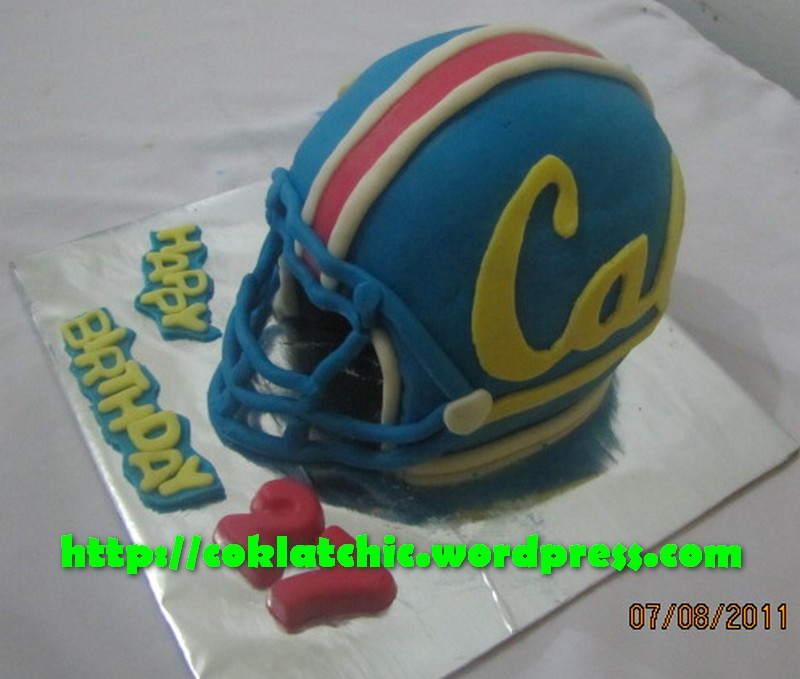American Football Birthday Cake Design Cakes Ideas