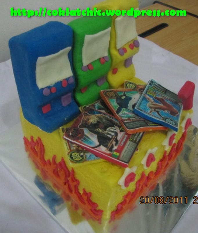 Cake Animal Kaiser RAFA Jual Kue Ulang Tahun
