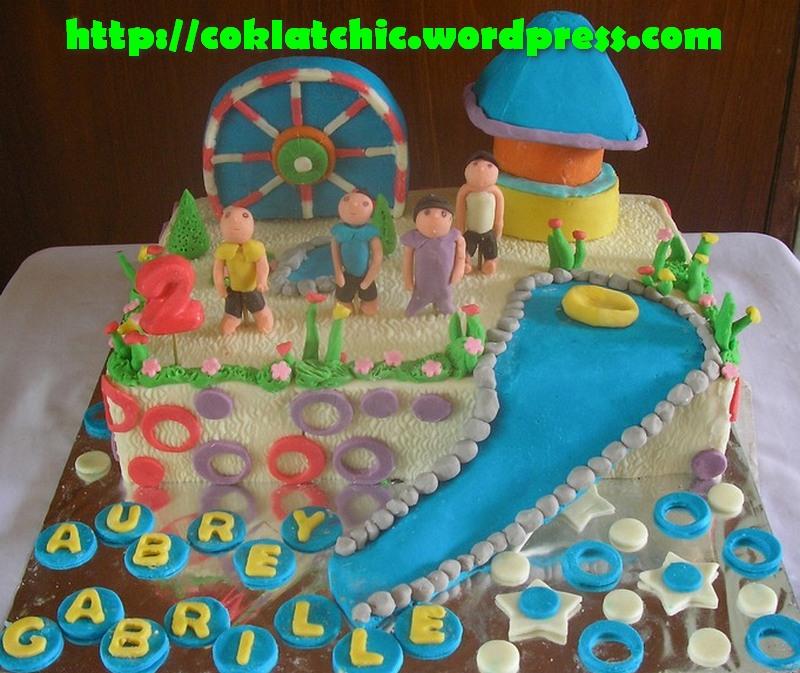 Ipin Dan Upin Jual Kue Ulang Tahun