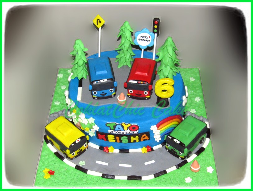 Alat Transportasi Page 2 Coklatchic Cake
