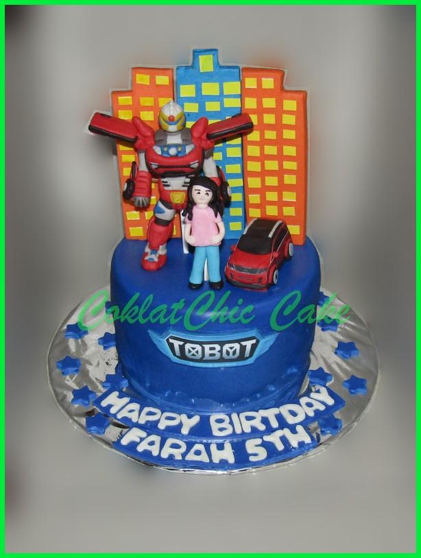 Transformer Dan Robot Page 3 Coklatchic Cake
