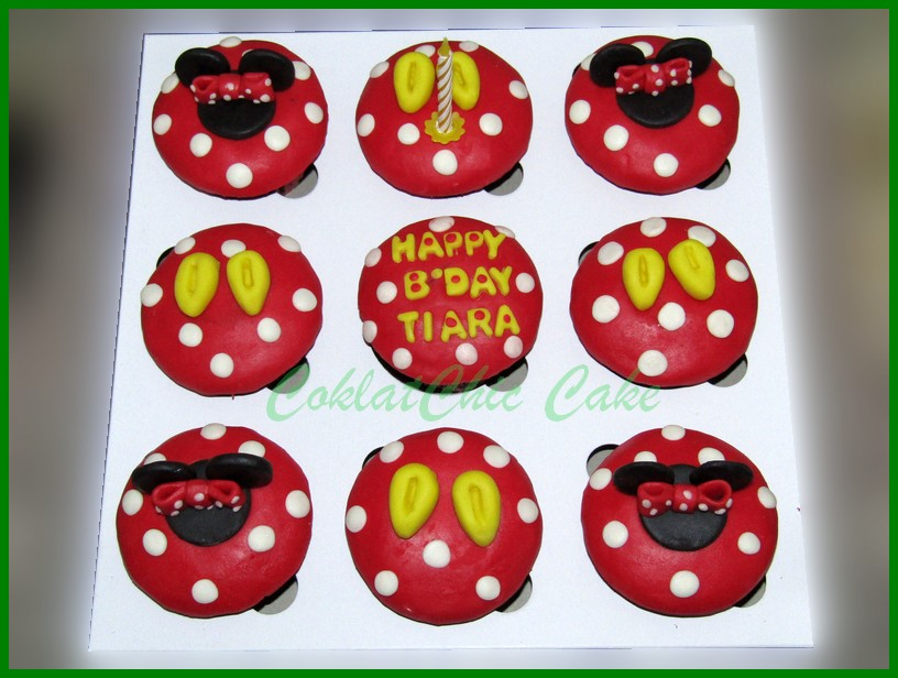 Mickey Mouse N Friends Page 3 Coklatchic Cake