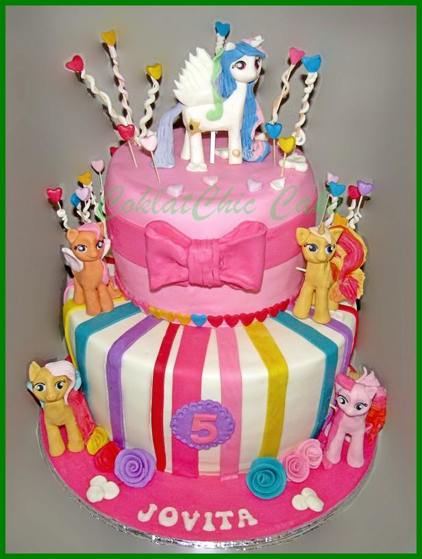 Birthday Cake Page 60 Coklatchic Cake