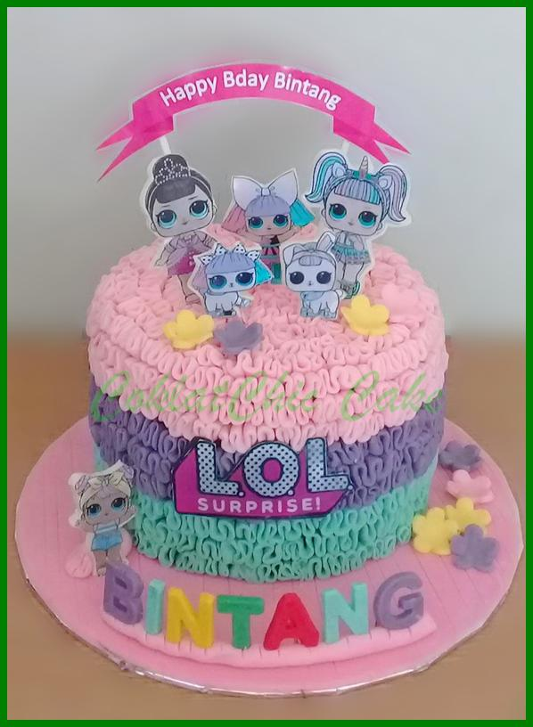 kue ulang tahun lol unicorn  jual kue ulang tahun 3